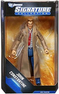 DC Universe Exclusive Signature Collection Action Figure John Constantine