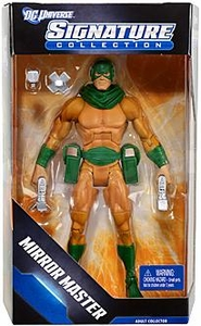 DC Universe Exclusive Signature Collection Action Figure Mirror Master