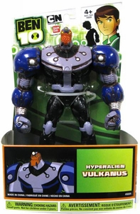 Ben 10 Ultimate Alien 7 Inch Hyperalien Action Figure Vulkanus