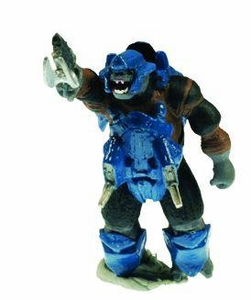 Halo 3 Wizkids CMG Miniature Game ActionClix Single Figure 066 Rare Brute Jump Pack Spiker Rifle
