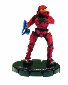 Halo 3 Wizkids CMG Miniature Game ActionClix Single Figure 067 Rare Spartan Energy Sword