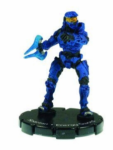 Halo 3 Wizkids CMG Miniature Game ActionClix Single Figure 068 Rare Spartan Energy Sword