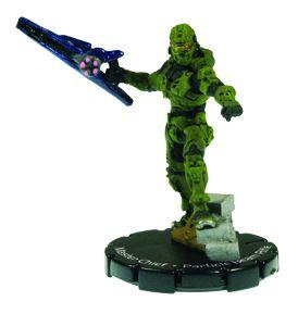 Halo 3 Wizkids CMG Miniature Game ActionClix Single Figure 071 Rare Master Chief Particle Beam Rifle
