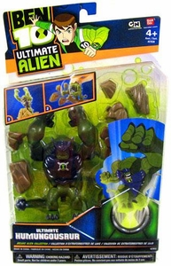 Ben 10 Deluxe DX Alien Collection Action Figure Ultimate Humungousaur