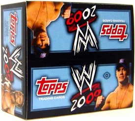 Topps 2009 WWE Wrestling Trading Cards Box [24 Packs]