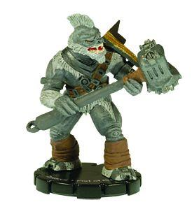 Halo 3 Wizkids CMG Miniature Game ActionClix Single Figure 078 Super Rare Tartarus Fist of Rukt