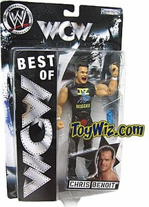 Best of ECW & WCW Wrestling Action Figure Chris Benoit  BLOWOUT SALE!