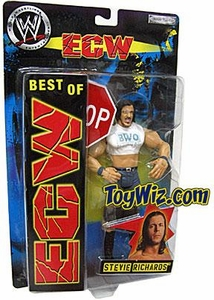 Best of ECW & WCW Wrestling Action Figure Stevie Richards