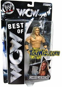 Best of ECW & WCW Wrestling Action Figure Chris Jericho