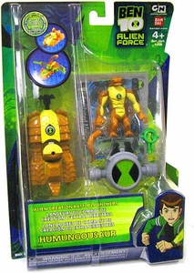 Ben 10 Alien Creation Battle Launcher Figure Humungousaur