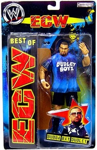 Best of ECW & WCW Wrestling Action Figure Bubba Ray Dudley