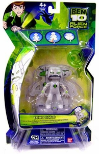 Ben 10 Deluxe DX Alien Collection Action Figure Echo Echo