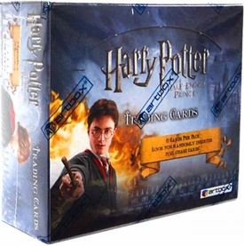 Harry Potter & The Half Blood Prince Movie RETAIL Trading Cards Box [24 Packs]