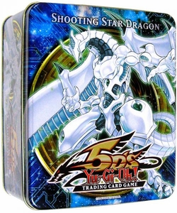 YuGiOh 5D's 2010 Wave 2 Collector Tin Set Shooting Star Dragon