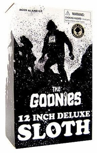 The Goonies 2008 SDCC San Diego Comic Con Exclusive 12 Inch Deluxe Figure Sloth
