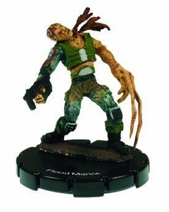 Halo Heroclix 2011 Edition Single Figure Uncommon #21 Infected Marine