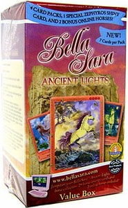 Bella Sara Series 4 Ancient Lights Value Box [4 Packs & 1 Shiny Card] BLOWOUT SALE!