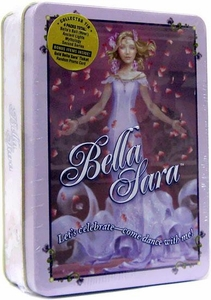Bella Sara Horses Trading Card Game 2009 Holiday Collector's Tin Set