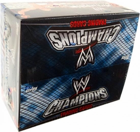 Topps 2011 WWE Wrestling Champions Trading Cards Box [24 Packs]