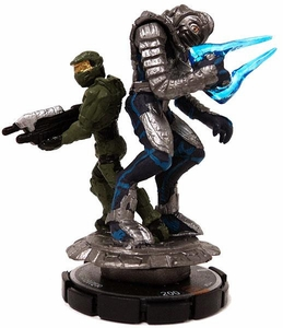 Halo Heroclix 2011 Edition Single Figure Chase Super Rare #44 Master Chief And Arbiter