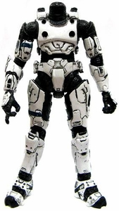 Halo 3 McFarlane Toys LOOSE Spartan White Base Body [Random Stripe Color]