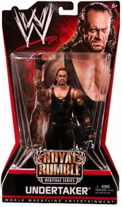Mattel WWE Wrestling Royal Rumble Heritage PPV Series 6 Action Figure Undertaker