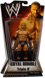Mattel WWE Wrestling Royal Rumble Series 1 Action Figure Triple H