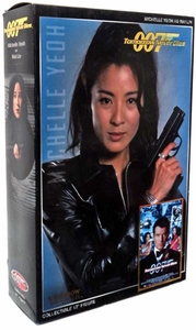 Sideshow Collectibles James Bond 007 Tomorrow Never Dies 12 Inch Action Figure Michell Yeoh as Wai Lin