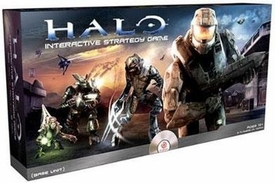 Halo ISG Interactive Strategy DVD Board Game