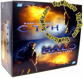 Halo 3 Topps Trading Cards Box [24 Packs]