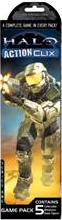 Halo ActionClix Trading Miniature Figure Game 5-Figure Booster Pack