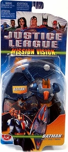 Justice League Deluxe Action Figure Mission Vision Batman (Blue & Gray Armor)