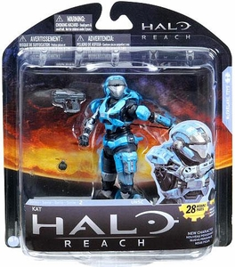 Halo Reach McFarlane Toys Series 2 Action Figure Kat [Noble 2]