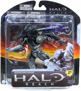 Halo Reach McFarlane Toys Series 2 Action Figure Skirmisher Minor