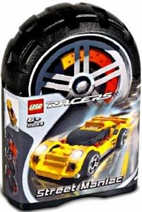 LEGO Racers Tiny Turbos Set #8644 Street Maniac