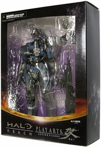 Halo Reach Square Enix Play Arts Kai Series 2 Action Figure Commander Carter