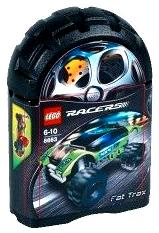 LEGO Racers Tiny Turbos Set #8663 Fat Trax