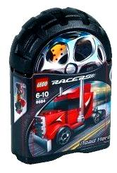 LEGO Racers Tiny Turbos Set #8664 Road Hero