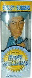 Bosley Bobber Limited Edition Bobble Head Doll Hank Williams Sr