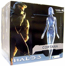 Halo 3 Weta Statue Cortana Impossible to Find!