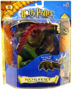 Harry Potter Deluxe Creature Collection Action Figure Norbert