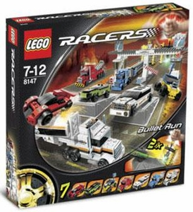 LEGO Racers Set #8147 Bullet Run