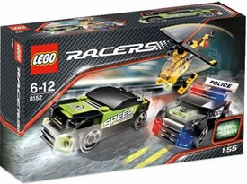LEGO Racers Set #8152 Speed Chasing