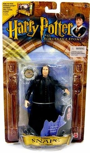 Harry Potter and The Sorcerer's Stone Action Figure Professor Snape
