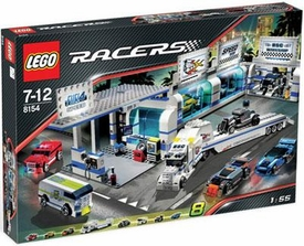 LEGO Racers Set #8154 Brick Street Customs