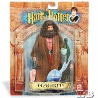 Harry Potter and the Sorcerer's Stone Action Figure Hagrid