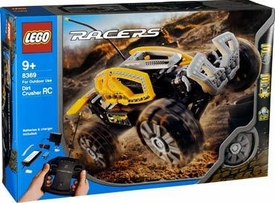 LEGO Racers Set #8369 Dirt Crusher R/C