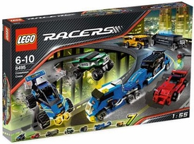 LEGO Racers Set #8495 Crosstown Craze