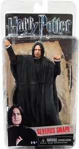 NECA Harry Potter Deathly Hallows Series 1 Action Figure Severus Snape