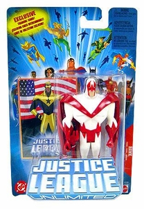 Justice League Unlimited Action Figure Hawk